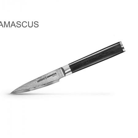 Samura Damascus koorimisnuga 90 mm, 61 HRC