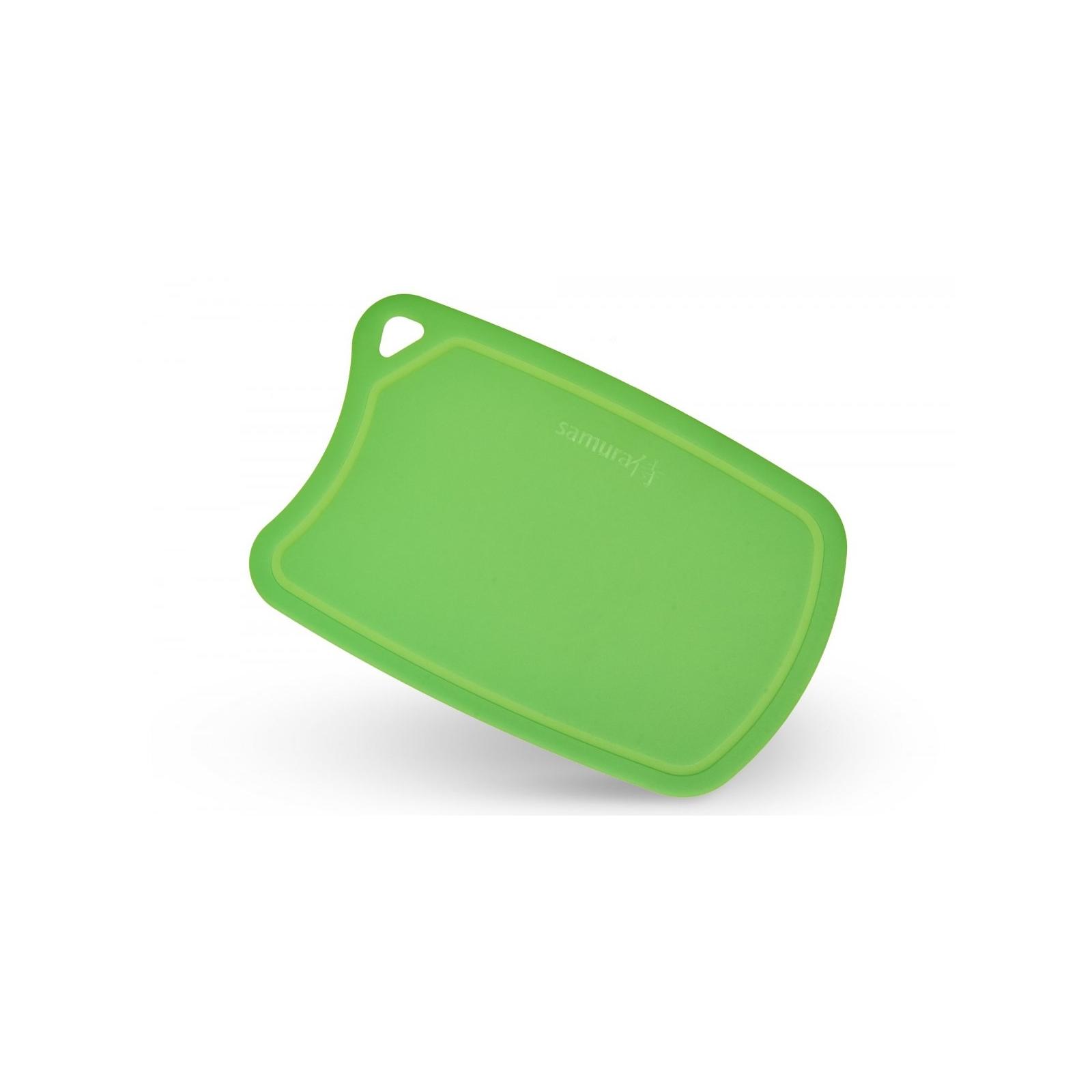 Samura termoplastikust lõikelaud, roheline