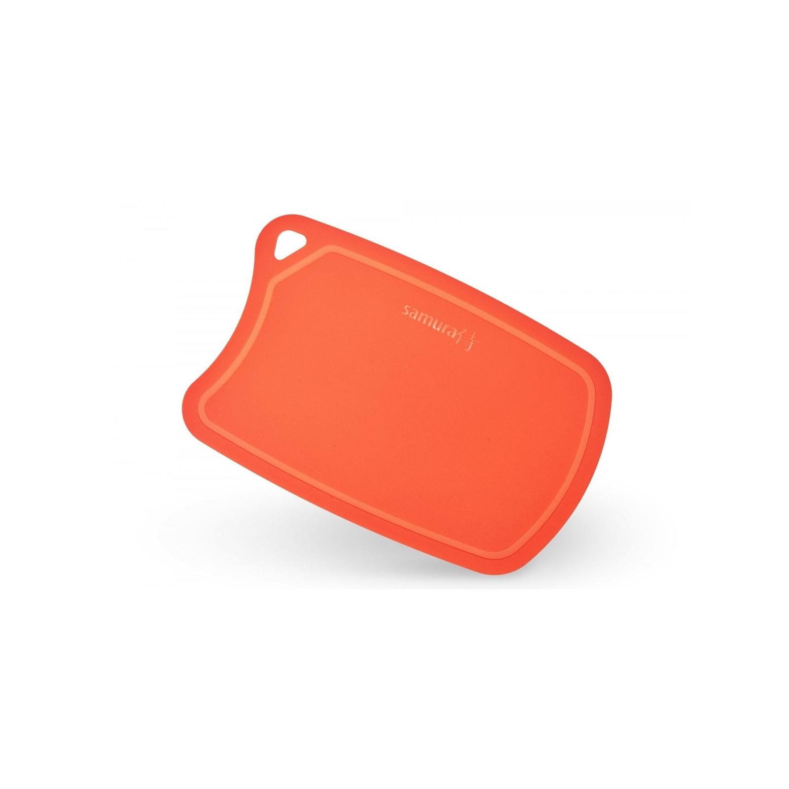 Samura termoplastikust lõikelaud, punane