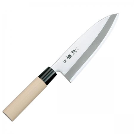 Fuji Narihira Saku 9000 японский поварский нож САНТОКУ 165 мм