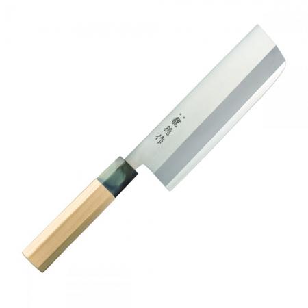 Fuji Ryutoku Octagon нож НАКИРИ, 160 мм