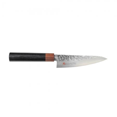 ISEYA 33-kihiline damaskuse terasest väike santoku nuga, 135 mm