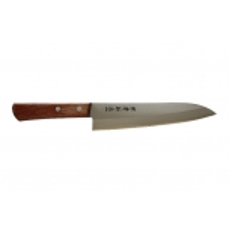 Kanetsune Hon-Warikomi 1500 японский поварский нож САНТОКУ, 165 мм, HRC 62-63