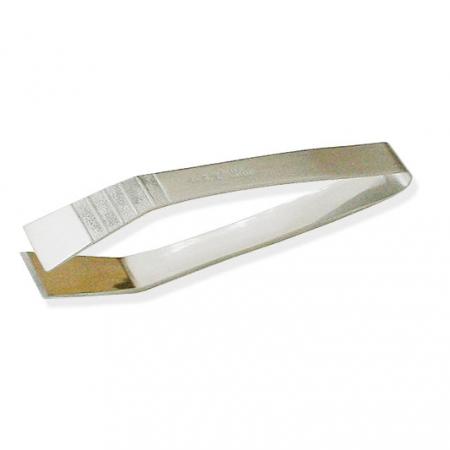 Kanetsune kalaluu pintsetid, kandilise näpitsaga, 120 mm