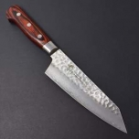Sakai Takayuki Damascus 33 Classic kengata santoku, 160 mm