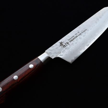 Sakai Takayuki Damascus 33 Classic kengata японский поварский нож САНТОКУ, 160 мм