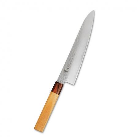 Sakai Takayuki Damascus 33 WA шеф-нож ГЙУТО, 210 мм
