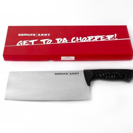 Samura Arny китайский нож/топорик 209 мм