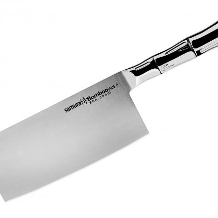 Samura BAMBOO китайский нож/топорик 180 мм