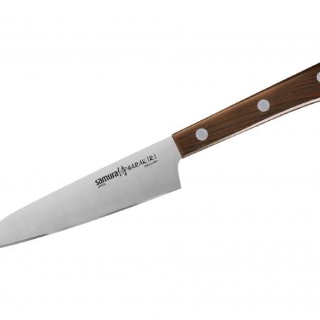 Samura HARAKIRI универсальный кухонный нож 120 мм. 58-59 HRC