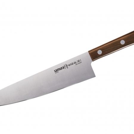 Samura HARAKIRI шеф-нож ГЙУТО 208 мм. 58-59 HRC