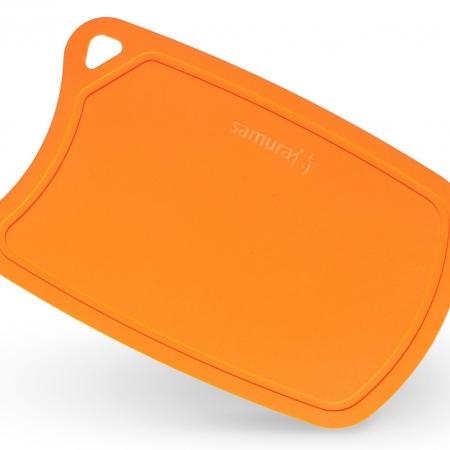 Samura termoplastikust lõikelaud, oranz