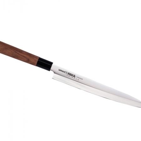 Samura OKINAWA сашими-нож ЯНАГИБА , 240 мм, 59 HRC