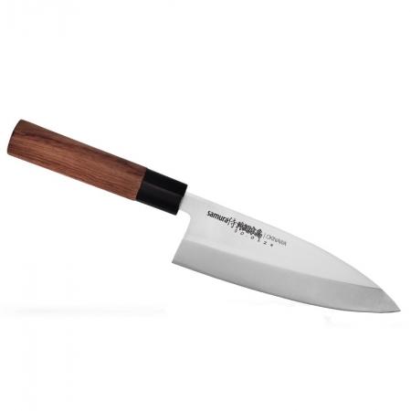 Samura OKINAWA нож ДЕБА, 170 мм, 59 HRC