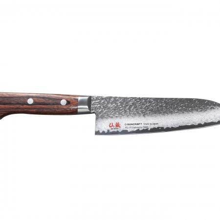 Senzo Universal японский поварский нож САНТОКУ, 165 мм