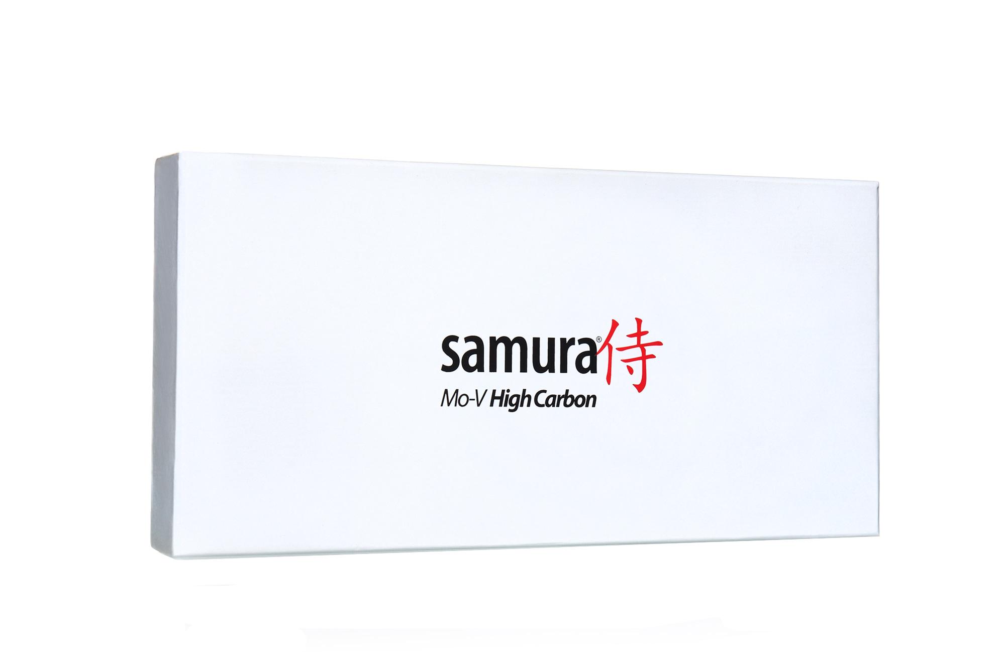 Samura MO-V 3 noa komplekt kinkekarbis, 59 HRC