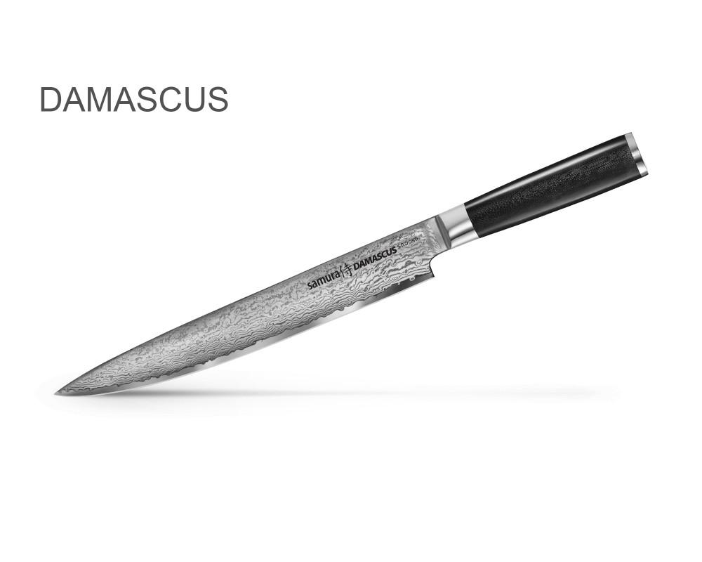 Samura Damascus viilutusnuga 200 mm, 61 HRC